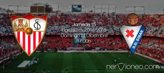 Sevilla FC (0-0) SD Eibar,