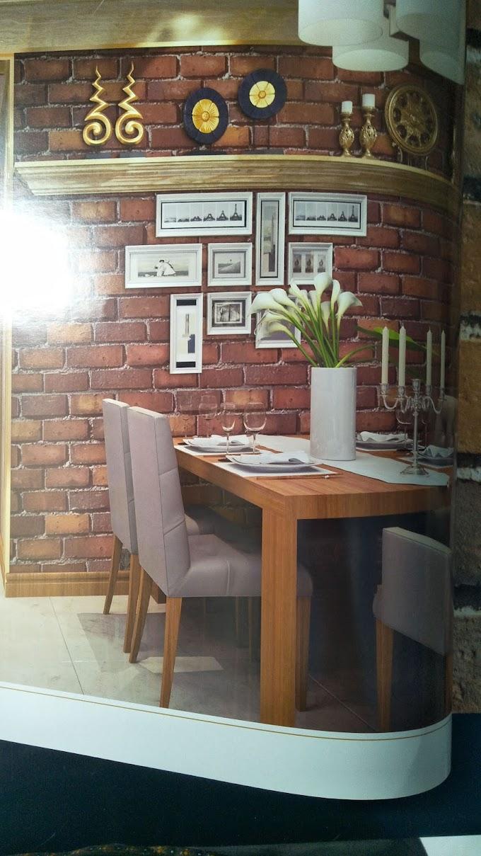 Pasang Wallpaper Cipondoh