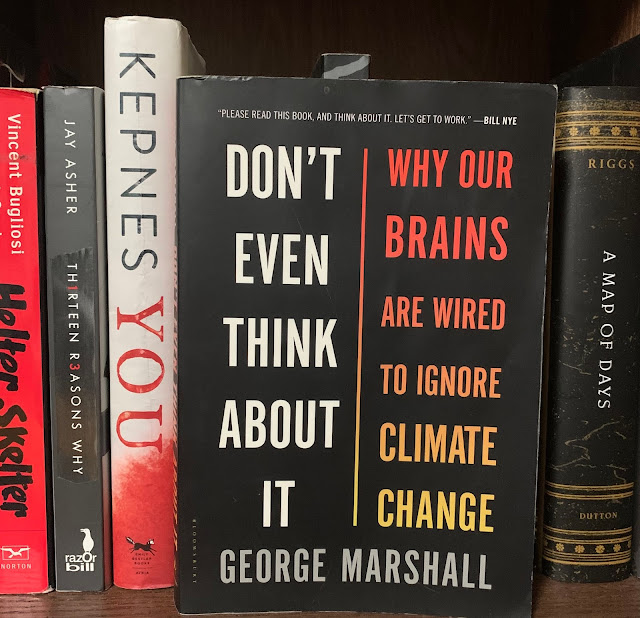 Don't Even Think About It by George Marshall
