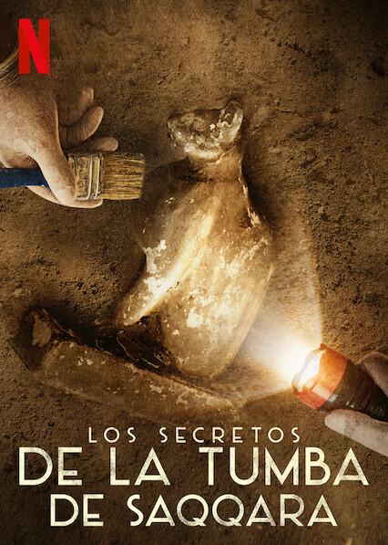 Secrets of the Saqqara Tomb (2020) NF WEB-DL 1080p Latino