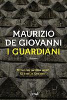 cover I guardiani di Maurizio de Giovanni