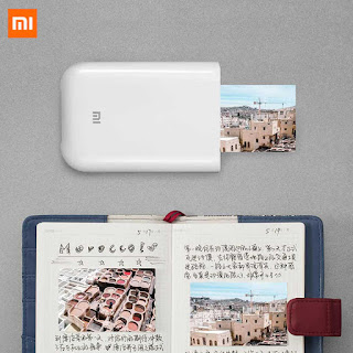 Xiaomi pocket printer