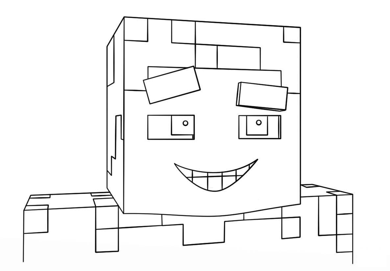 Minecraft Personaggi Disegni