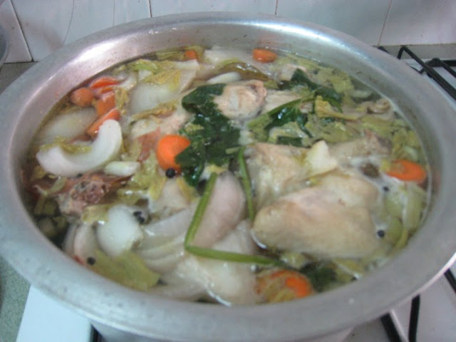 Chicken Broth Azie Kitchen
