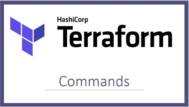 Terraform CLI Commands