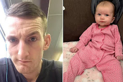Mom pleaded 'please make sure my baby is safe' before partner 'murdered' their baby daughter