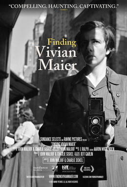 Finding Vivian Maier movie poster