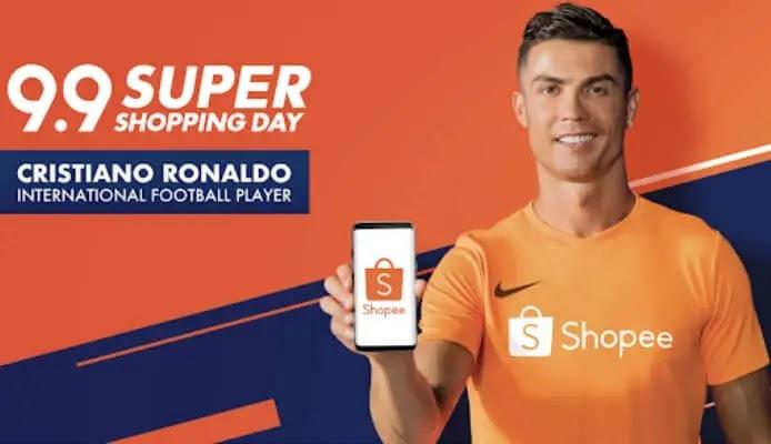Shopee Announces Global Superstar Cristiano Ronaldo as its Latest Brand Ambassador