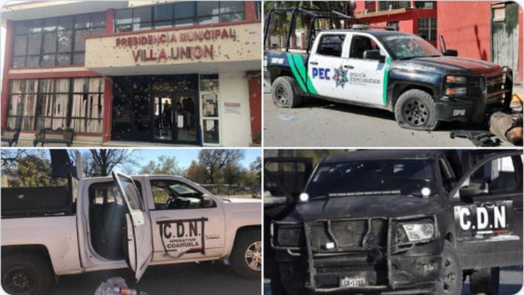 """""""Apoyo a Villa Unión. Ya me dieron, van hasta el c..ulo de w3yes"""", Asi fueron las desgarradoras y angustiantes llamadas de auxilio de los policías que se toparon al CDN"""