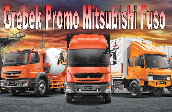 Promo Harga Kredit Mitsubishi Fuso Series Di Kec. Arcamanik