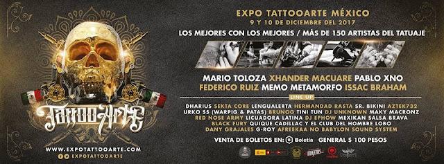 Expo Tatooarte 2017