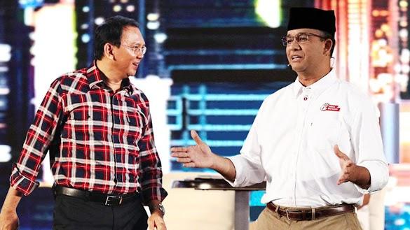 Kata PDIP: Prestasi Anies Kalah Dari Ahok, Tak Pantas Maju Pilpres