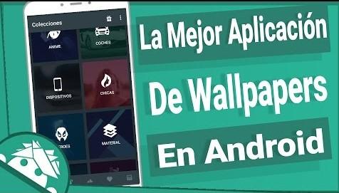 La Mejor Aplicación De Wallpapers Para Android  ( InsWall )