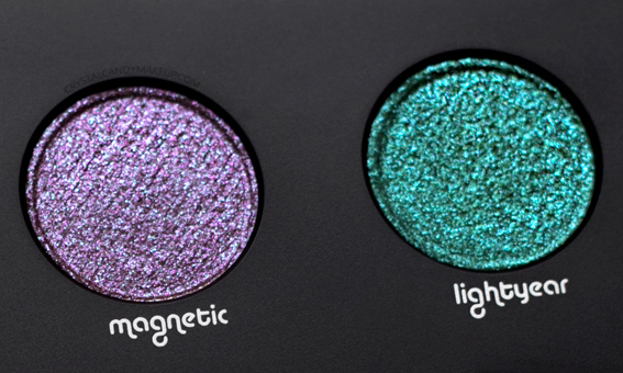 Urban Decay Moondust Eyeshadow Palette Fall 2016 Review Photos Magnetic Lightyear