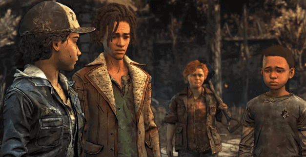"The Walking Dead Final Season: ""Broken Toys"" Episode Three Trailer"