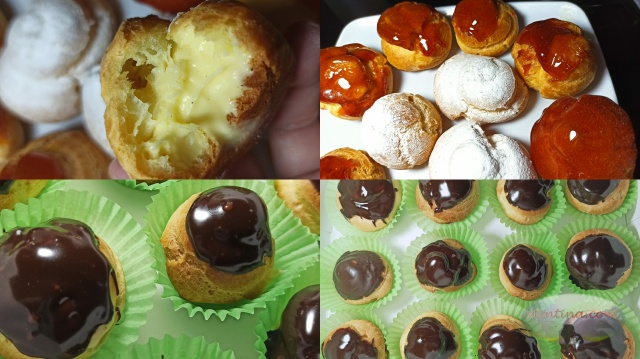 cream puffs in Quezon City