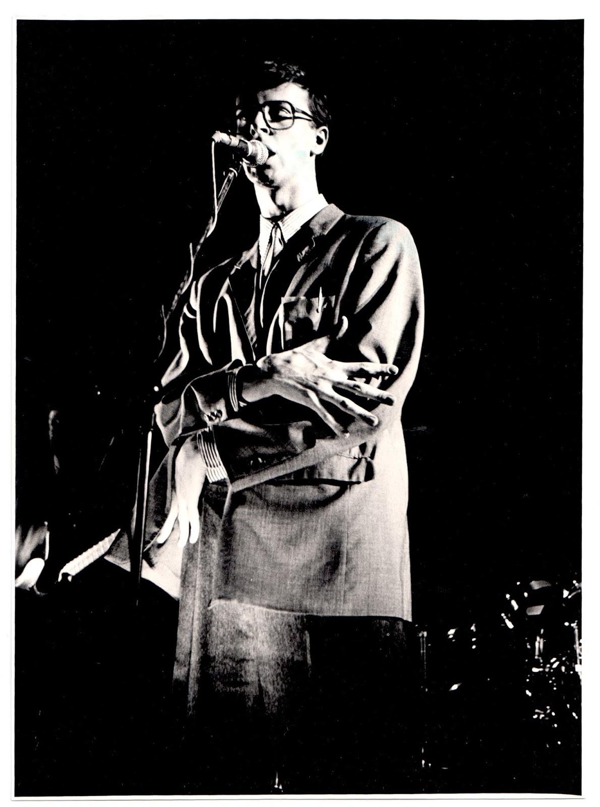 18 January 1980 - Effenaar, Eindhoven, Netherlands