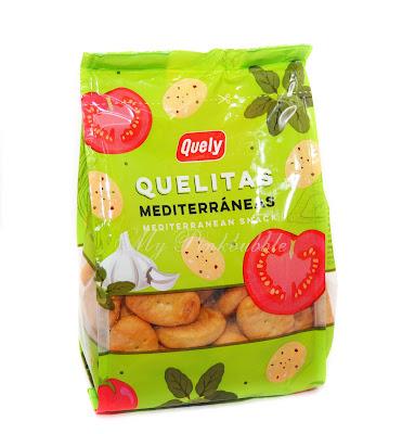 Quelitas con sabor mediterráneo