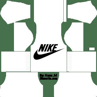 Pakaian DLS Nike Putih