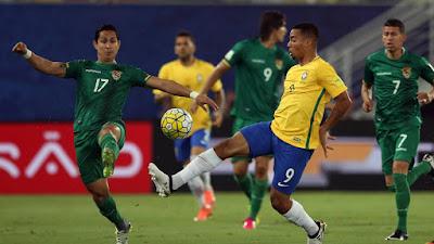 Horario BRASIL VS BOLIVIA de la copa américa donde ver partido