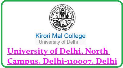 Kirori Mal College Cut Off List 2020