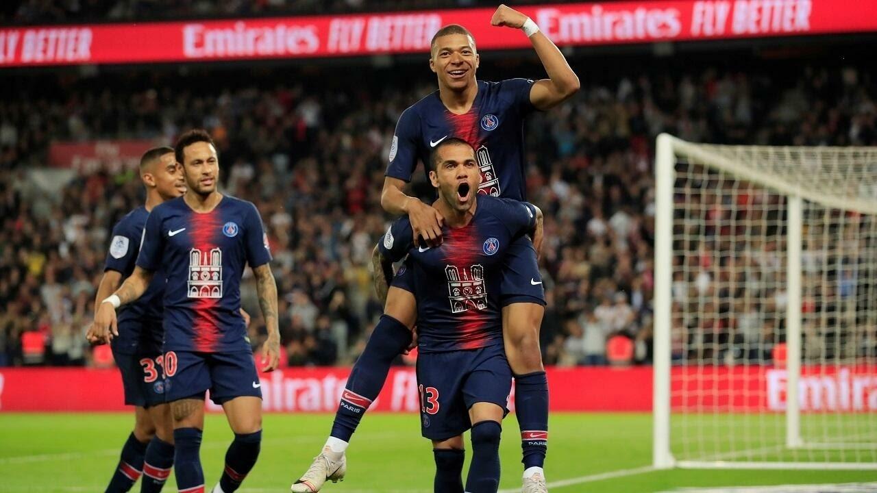 موعد مباراة باريس سان جيرمان ورين في الدوري الفرنسي