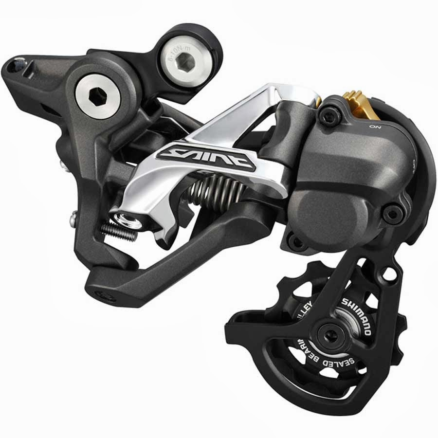 Hands On Bike Road Or Mtb Components For Dahon Tern Folding Bikes Groupset Alivio 9 Speed M4000 Shimano Saint Rd M820 Short Cage Looks Very Tough