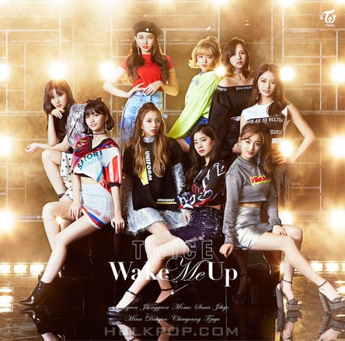 TWICE – Wake Me Up – EP (ITUNES PLUS AAC M4A)