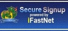 Servicio de hosting de iFastnet