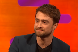Daniel Radcliffe and Alan Cumming on The Graham Norton Show