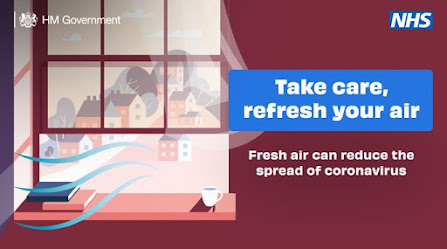 Take care refresh the air