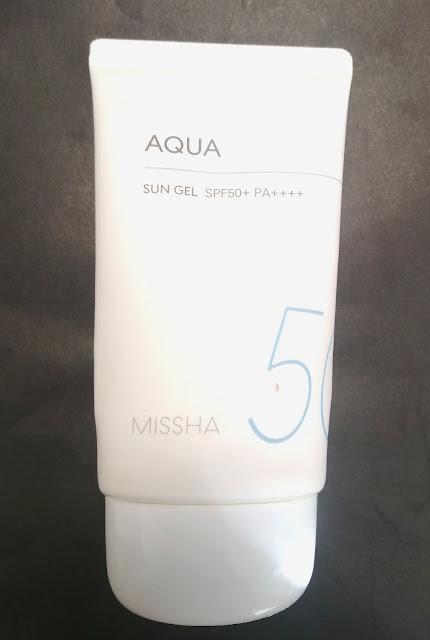 Missha All Around Safec Block Aqua Sun Gel