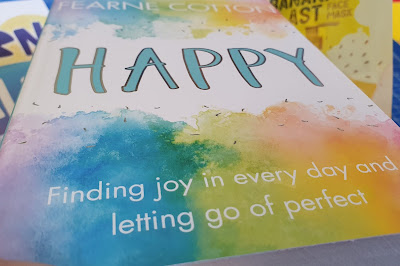 Teen Calm subscription treat box reviewfearne cotton book Happy let go of perfect