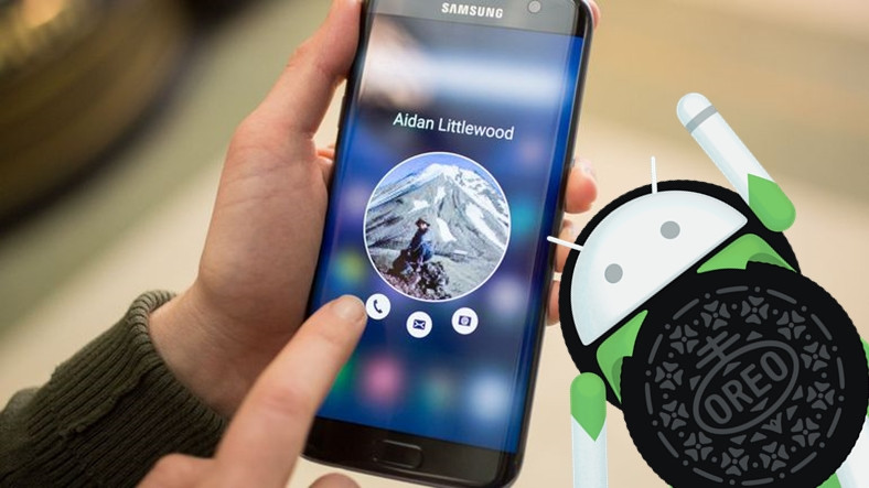 GALAXY S7 EDGE OREO UPDATE SUCCESSFULLY ROLLING OUT - Nandroid Berry