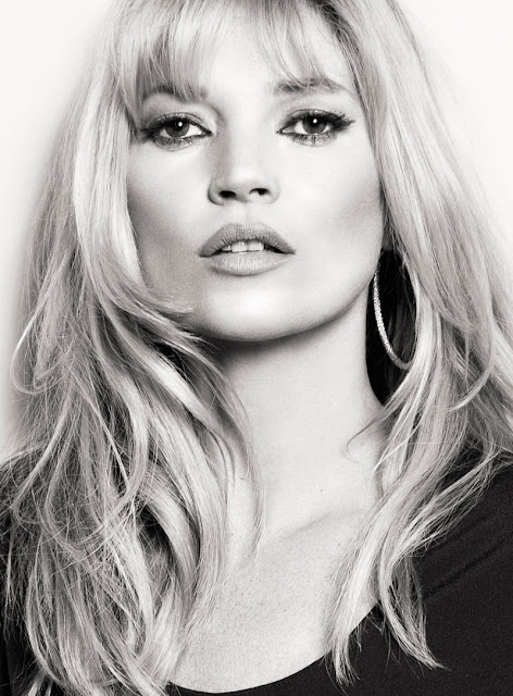 Kate Moss for MANGO SS12 AD Campaign