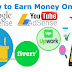 How to Earn Money Online - Earn Money from Home