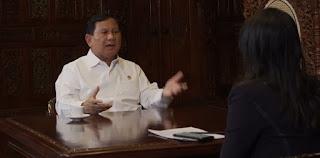 Waduh! Prabowo Beberkan Anak Buah Jokowi Masih Takut Sampaikan Laporan Sebenarnya
