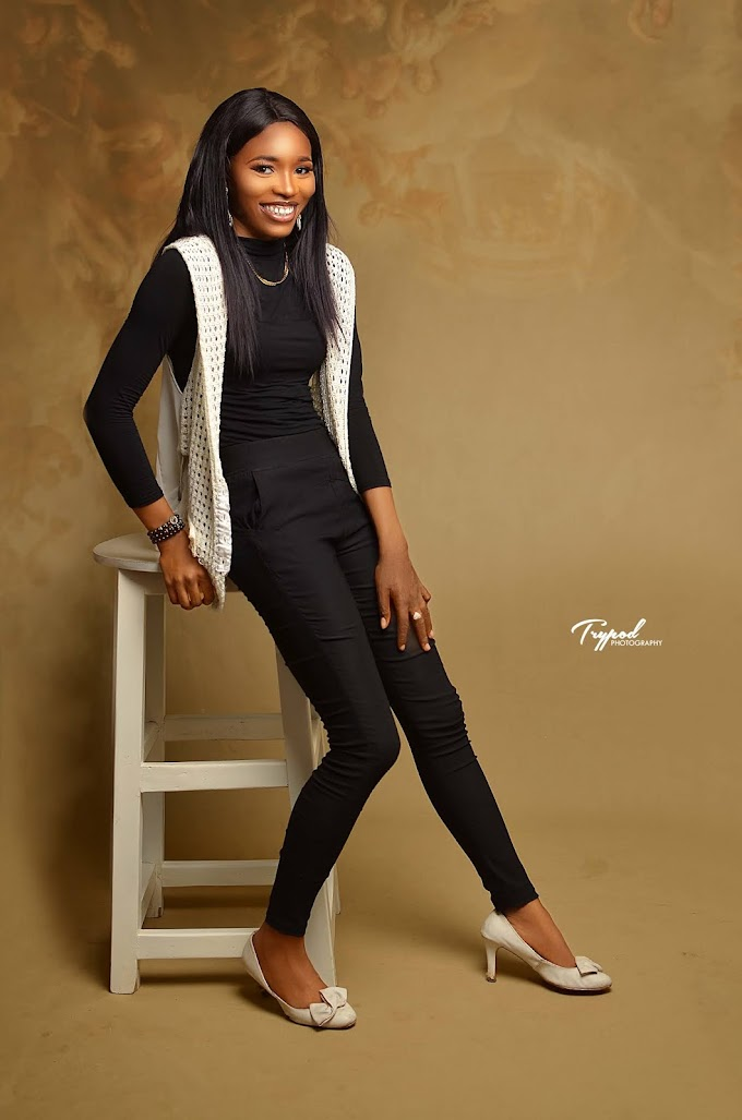 Most Beautiful Model In Africa 2021 Queen Joy Kenneth Releases New Stunning Photos