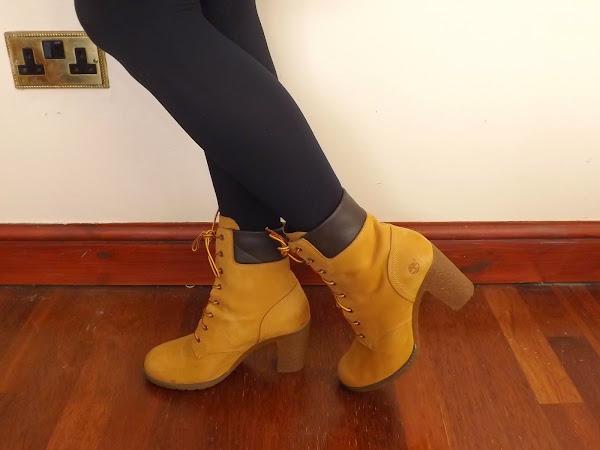 "Timberland Earthkeepers   Glancy 6"" Boots"
