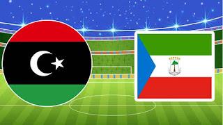مشاهدة مباراة ليبيا وغينيا الاستوائيه اليوم تصفيات كأس الامم الافريقيه 2021