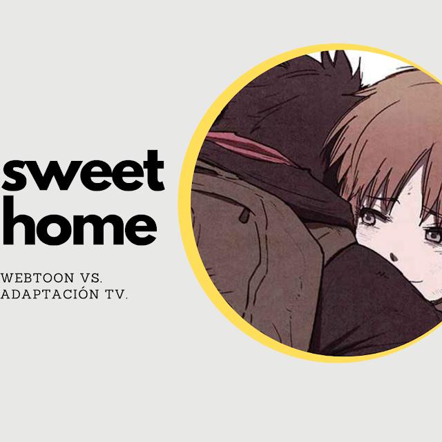 sweet home webtoon drama