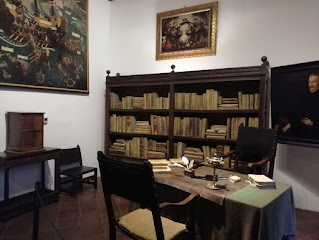 Visita a la Casa-Museo de Lope de Vega
