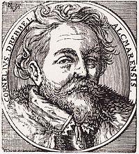 Penemu Kapal selam adalah Cornelius van Drebbel dari Belanda