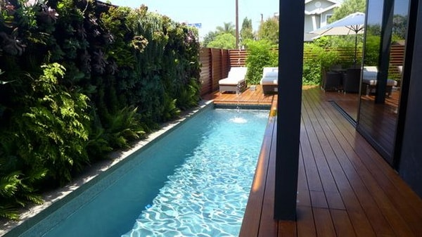 Pools For Small Yards Satisfying Eyes Pool Designs 7
