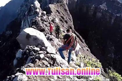 Melangkah Di Jalur Pendakian