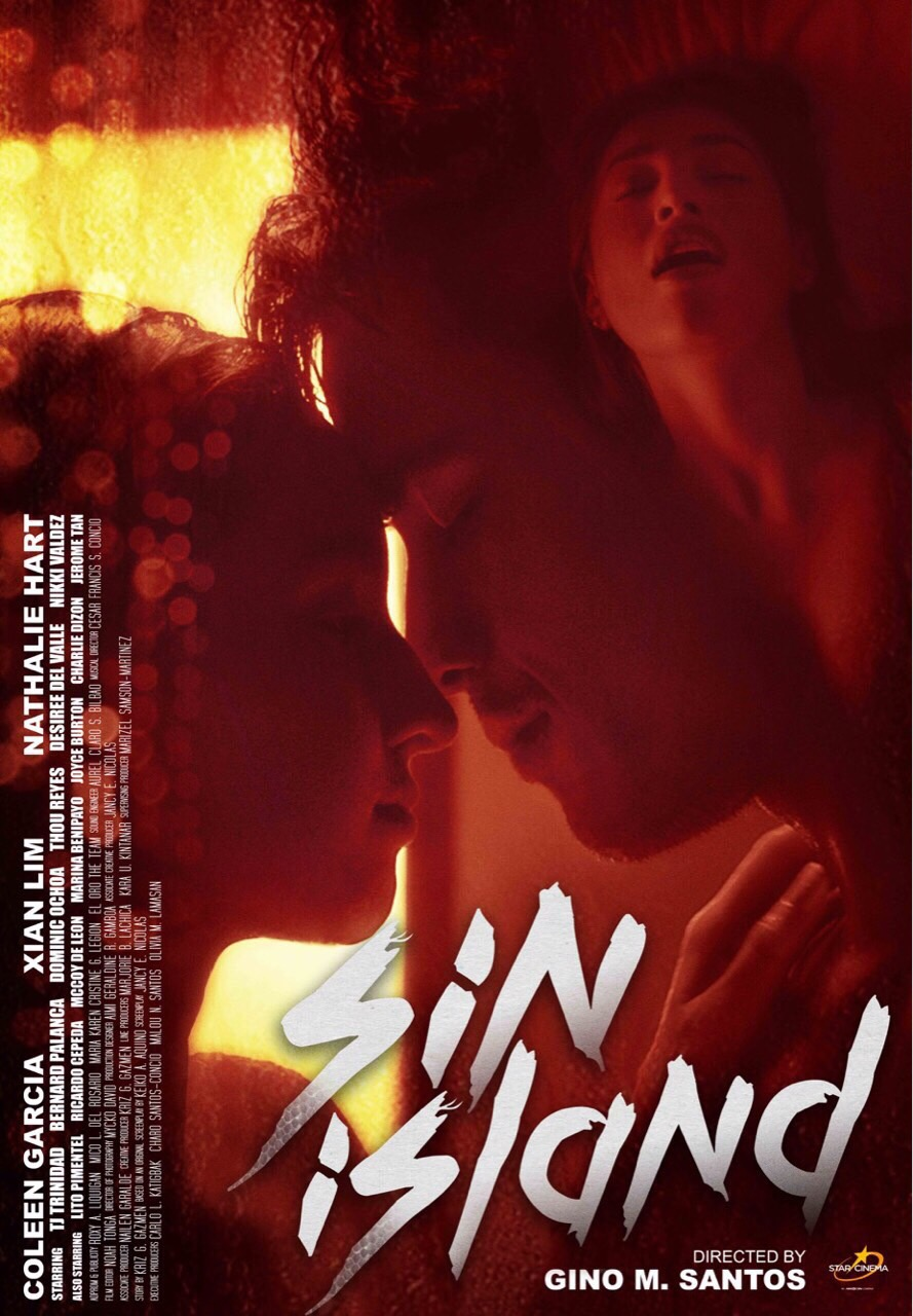 Star Cinema Presents Sin Island Starring Coleen Garcia, Xian Lim