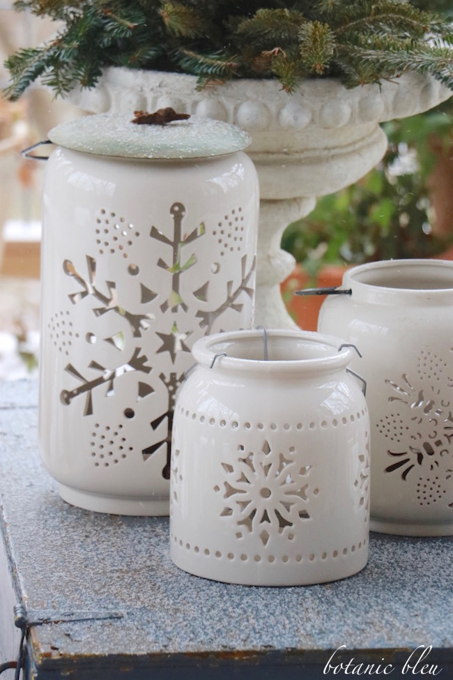 white-ceramic-snowflake-lanterns