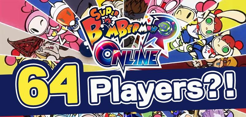 Super Bomberman R Online PC