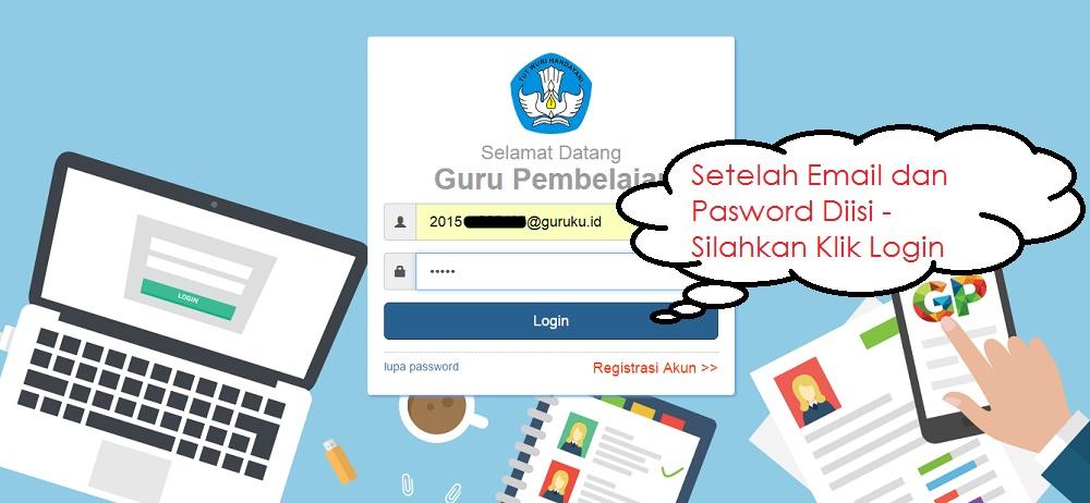 Langkah-Langkah Mengikuti Diklat Daring (Online) Guru Pembelajar