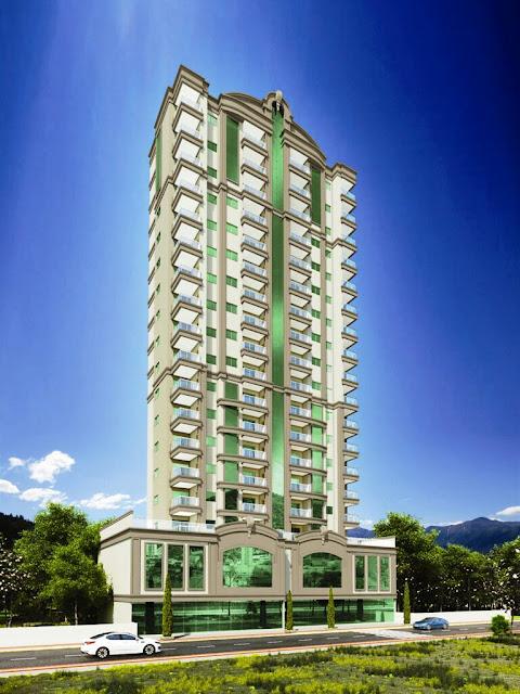 2756 Oportunidade para Investidores - Apartamento 2 dormitórios sendo 1 suíte - ROYAL TOWER ITAPEMA